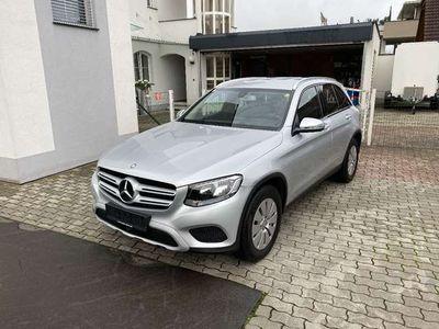 gebraucht Mercedes GLC250 d 4MATIC Aut. NUR 39xxxKM, Abnehmbare AHK USW.