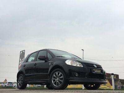 used Suzuki SX4 1,9 GL DDiS special **Finanzierung** SUV / Geländewagen,