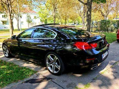 gebraucht BMW 640 6er-Reihe Gran Coupé Diesel Allrad Rückfahrkamera