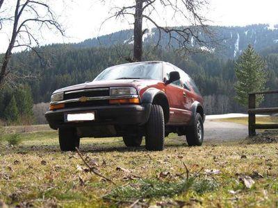 gebraucht Chevrolet Blazer LS 4WD 2-türig SUV / Geländewagen