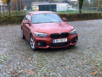 gebraucht BMW 118 1er-Reihe i M Klein-/ Kompaktwagen