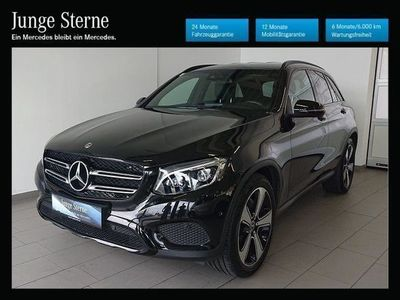 gebraucht Mercedes 220 GLC4MATIC A-Edition Plus