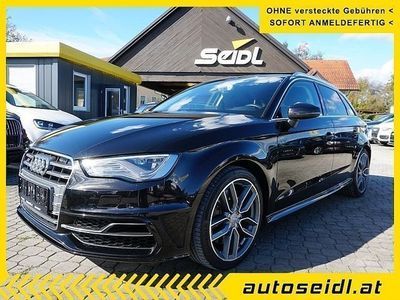 gebraucht Audi S3 Sportback 2,0 TFSI quattro S-tronic *NP € 66.000,-+1.Bes