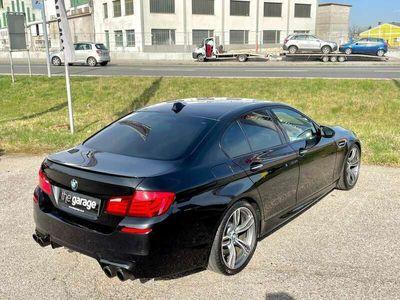 gebraucht BMW M5 F10 75tkm AKRAPOVIC TOP Ausst. Tausch mgl.