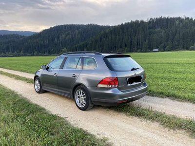 gebraucht VW Golf Variant Comfortline 1,9 TDI 4Motion DPF