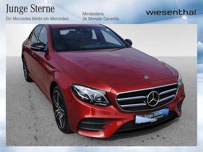 used Mercedes E220 d4M