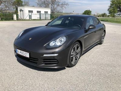 gebraucht Porsche Panamera 3,0 Diesel Facelift Sportwagen / Coupé,