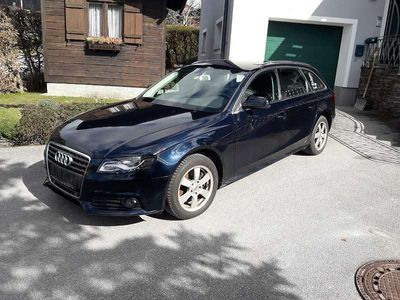 gebraucht Audi A4 Avant 2,0 TDI DPF Jubliäumsmodell Kombi / Family Van