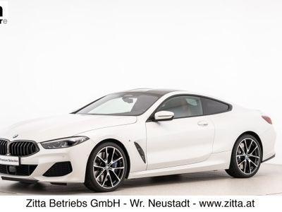 gebraucht BMW 840 d xDrive Coupe Laserlicht, M Sportpaket