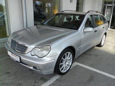 gebraucht Mercedes C180 C-KlasseKompressor Classic A-Edition Aut. Limousine,