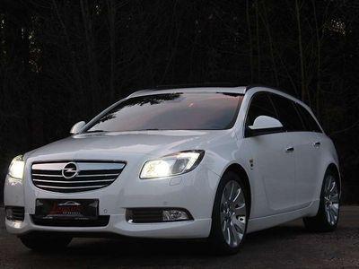 gebraucht Opel Insignia ST 2,0 BiTurbo Cosmo CDTI DPF Allrad *OPC*VOLL*KREDIT/GARANTIE TOP Kombi / Family Van