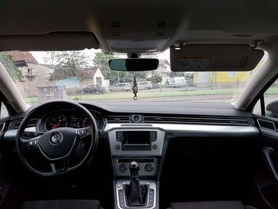 gebraucht VW Passat Comfortline 2,0 TDI