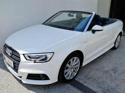 gebraucht Audi A3 Cabr.1.5 TFSI CoD intense