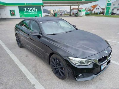 gebraucht BMW 420 Gran Coupé 4er-Reihe Gran Coupe Diesel (F36) Aut