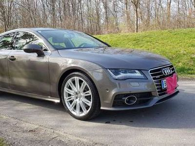 gebraucht Audi A7 3,0 TFSI S-Line quattro S-tronic 1.BESITZ 64.000KM