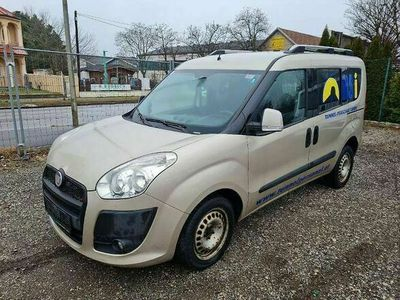 gebraucht Fiat Doblò Doblo 2,0 16V JTD Multijet 99Kw Kombi / Family Van