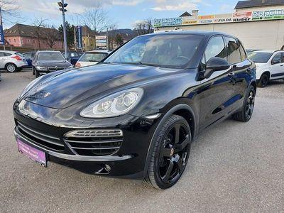 gebraucht Porsche Cayenne II 3,0 Diesel Aut. +++VOLL+ALU 22 Zoll+++