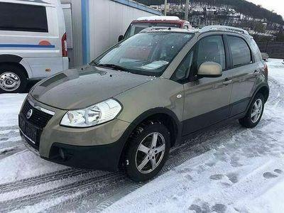 gebraucht Fiat Sedici 1,6 16V Dynamic ALLRAD-Klima