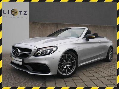 gebraucht Mercedes C63 AMG C-Klasse CabrioletAMG Cabrio, 476 PS, 2 Türen, Automatik