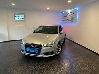 gebraucht Audi A3 Ambiente 1,6 TDI DPF *NAVI*XENON*S-LINE SITZE*