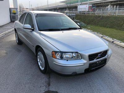 gebraucht Volvo S60 2,4D Limousine,