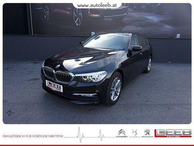 gebraucht BMW 520 d Aut. mit Navi, Xenon, Rückfahrkamera, uvm.