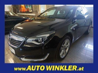 gebraucht Opel Insignia 2,0 CDTI Ecotec Navi/Virtual/18''