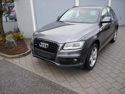 used Audi Q5 2.0 TDI DPF S-LINE SPORTPAKET * QUATTRO S-...