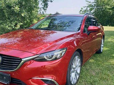 gebraucht Mazda 6 2.2 AWD Revolution BOSE Aut. Kombi / Family Van