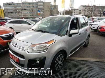 gebraucht Citroën C3 Picasso VTi 95 Seduction