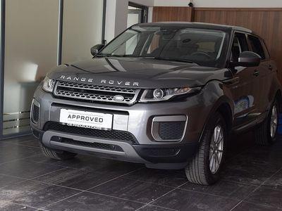 used Land Rover Range Rover evoque Pure 2,0 TD4 Aut. Pure