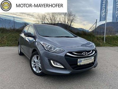 gebraucht Hyundai i30 CW GO 1,4 CVVT
