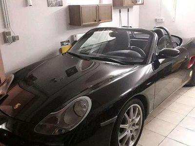 gebraucht Porsche Boxster S 986 Cabrio / Roadster,
