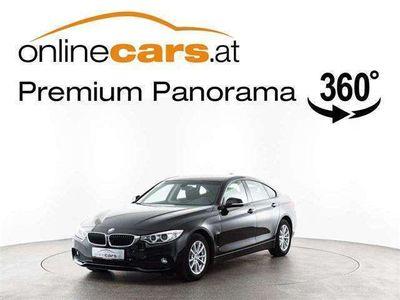 gebraucht BMW 418 Gran Coupé d LEDER XENON SHZ MEGAPREIS