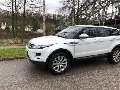 gebraucht Land Rover Range Rover evoque 2,2 TD4 Pure Tech2 Automatik SUV / Geländewagen