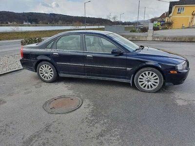 gebraucht Volvo S80 2,4 A Premium Limousine