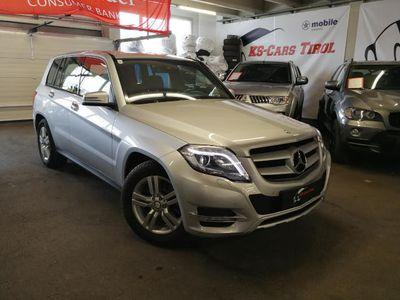 gebraucht Mercedes GLK220 GLK-KlasseBlueTec 4MATIC Aut. SUV / Geländewagen,