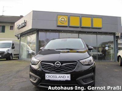 gebraucht Opel Crossland X 1,5 CDTI ECOTEC BlueInjection Editon St./St. SUV / Geländewagen