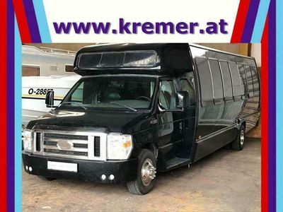 gebraucht Ford V8 E450 Super Duty Luxury Limo Bus 7.3Diesel