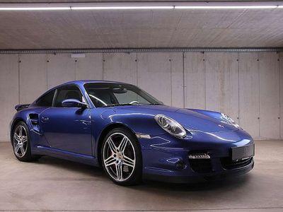 gebraucht Porsche 911 (997) Turbo Coupé *Individual*Ö-Auto*Erstbe... Sportwagen / Coupé