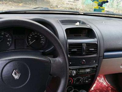 gebraucht Renault Clio B 1.5 DCI Klein-/ Kompaktwagen,