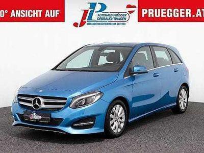 gebraucht Mercedes B180 d Blue Efficiency Edition NAVI LED 16zoll