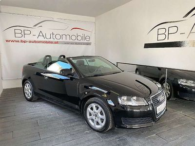 gebraucht Audi A3 Cabriolet 1,9 TDI Attraction DPF Cabrio / Roadster