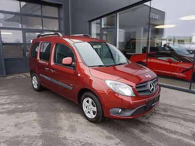 gebraucht Mercedes Citan 109 CDI Kombi / Family Van