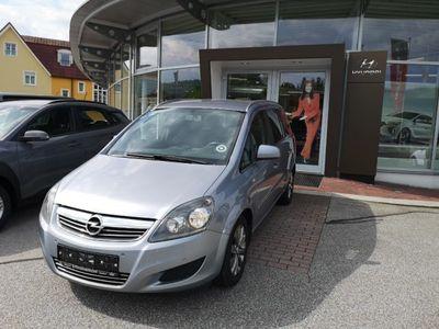 gebraucht Opel Zafira 1,7 CDTI Ecoflex Edition Plus DPF Kombi / Family Van,