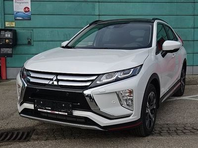 gebraucht Mitsubishi Eclipse Cross 1,5 TC 4WD Diamond CVT Aut. Diamond