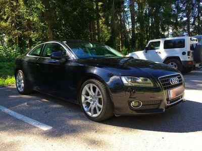 gebraucht Audi A5 Coupé 2,7 TDI V6 DPF, Navi, MMI, Pano