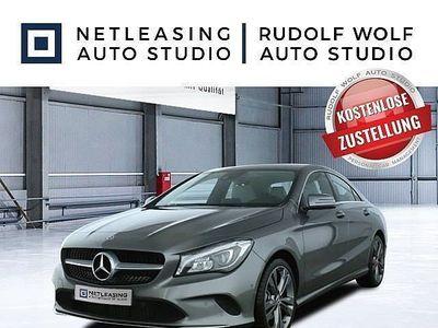 gebraucht Mercedes CLA220 4M Urban+LED Hi+Navi+18''+6dtemp+Chrompa