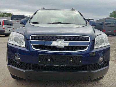"""gebraucht Chevrolet Captiva """"Family Edition"""" 2,4 2WD SUV / Geländewagen"""