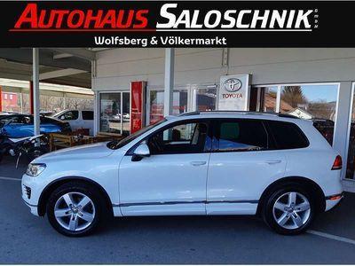 gebraucht VW Touareg V6 TDI BMT 4Motion Aut. SUV / Geländewagen
